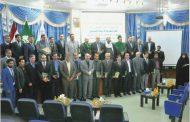 تكريم الأساتذة المتميزين على الكليات في جامعة المثنى